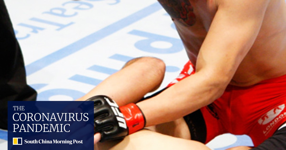 Blessed Hong Kong Based Fighter Alberto Mina Triumphs In First Ufc Bout South China Morning Post