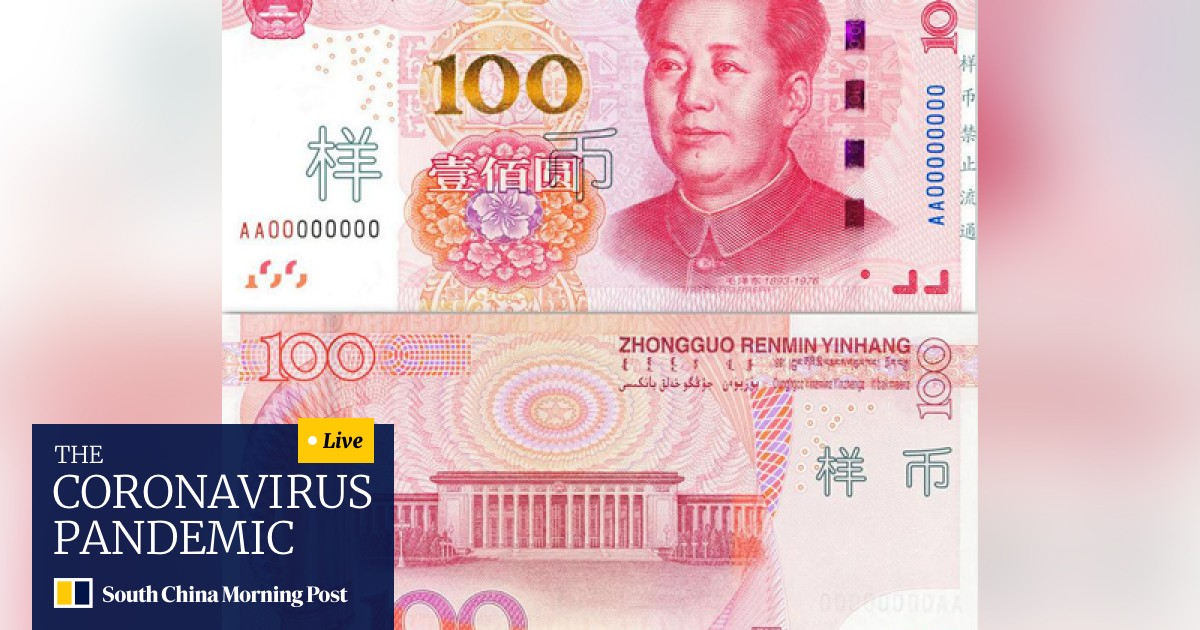 China Rolls Out New 100 Yuan Banknotes With Stronger Anti Forgery Features South China Morning Post
