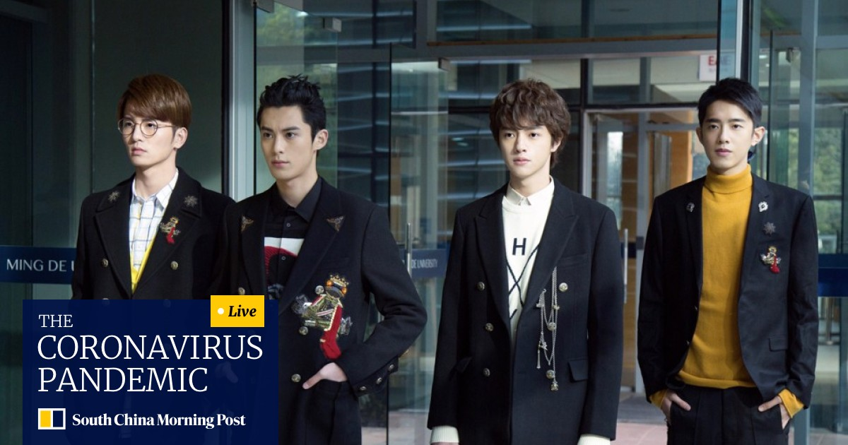 New F4 Are Ready To Charm Viewers In Netflix S Meteor Garden