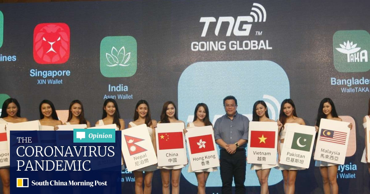 Hong Kong S Tng Wallet Launches For
