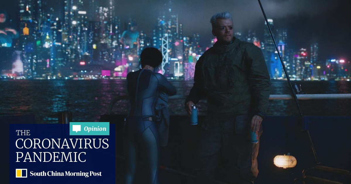 In Pictures Live Action Ghost In The Shell Movie Turns Hong Kong Into A Futuristic Metropolis South China Morning Post