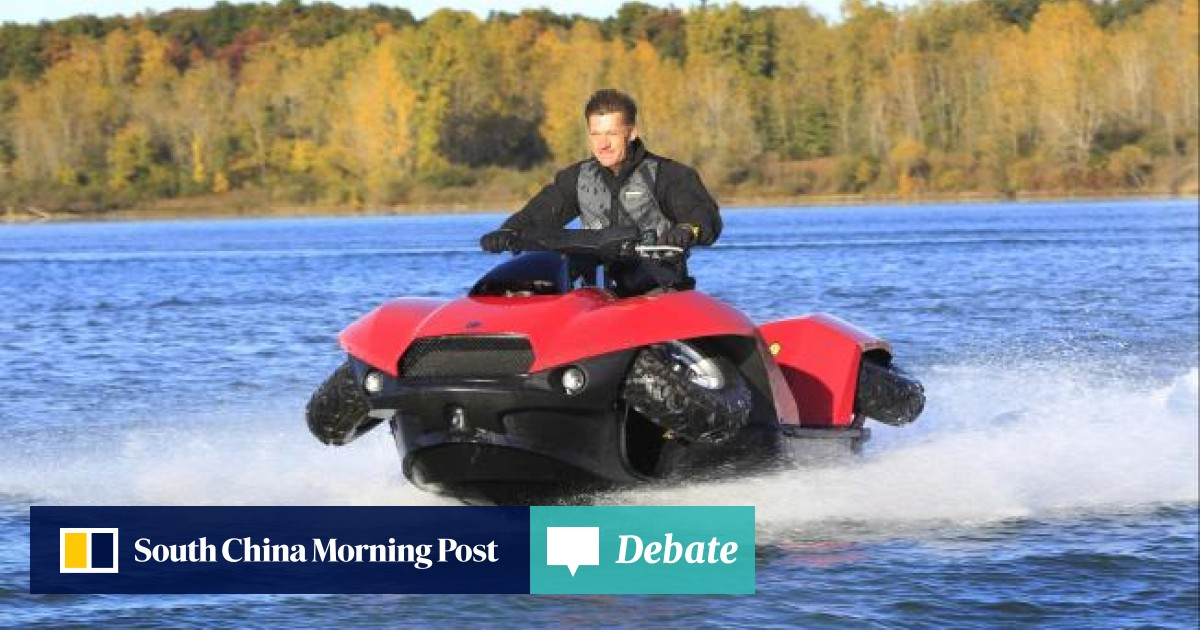 Quadski For Sale >> Amphibious Vehicle The Quadski To Go On Sale Worldwide