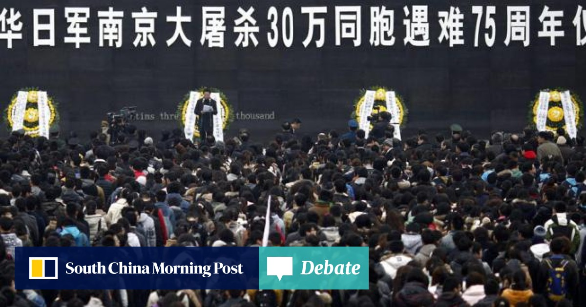 10,000 gather to recall victims of Nanking massacre | South