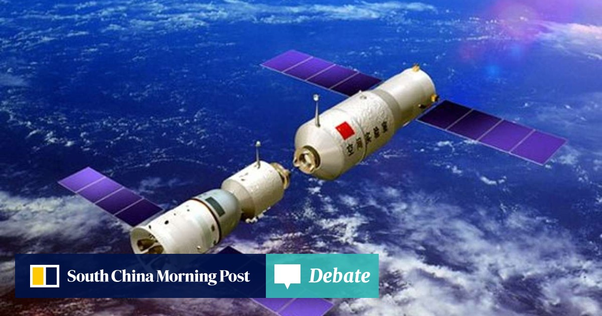 China scraps first orbiting space laboratory after its