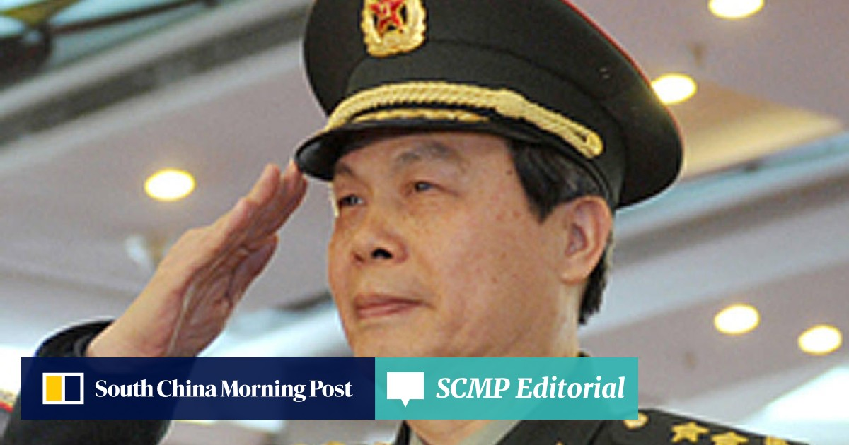 5fca69ebe Analysis: Lieutenant General Cai Yingting's United States visit ...
