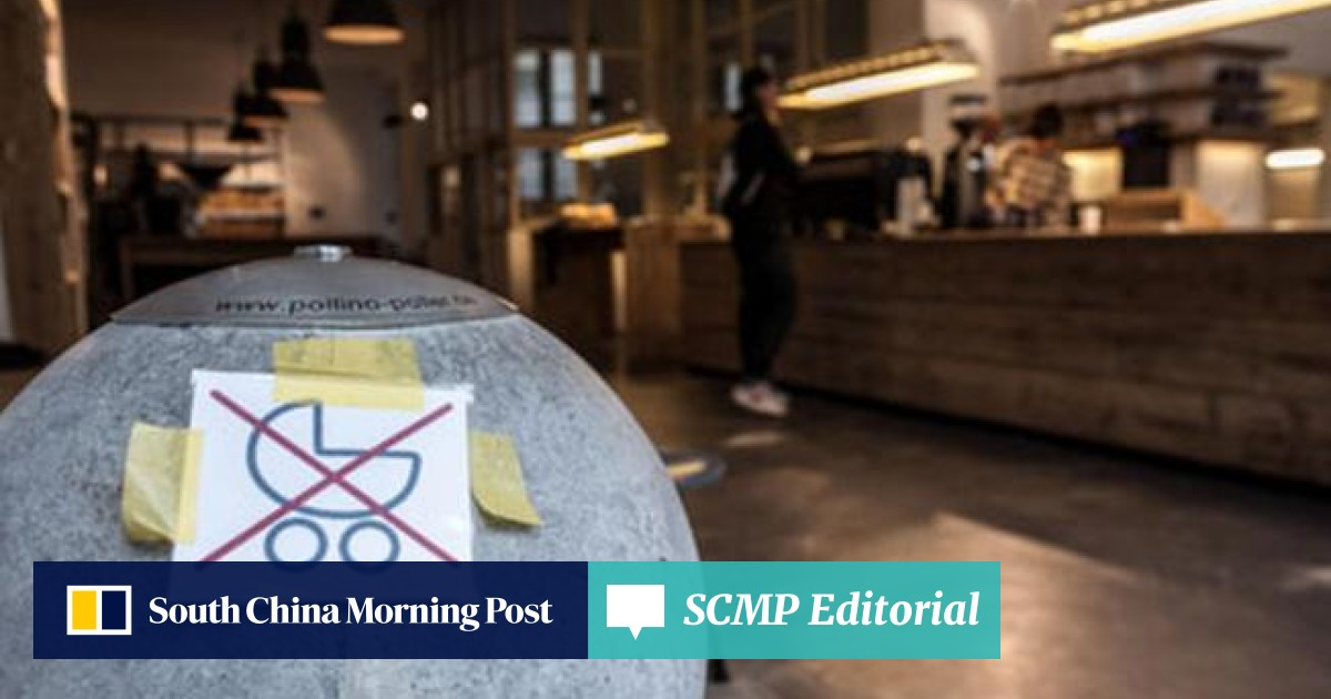 Berlin coffee shop bans strollers | South China Morning Post