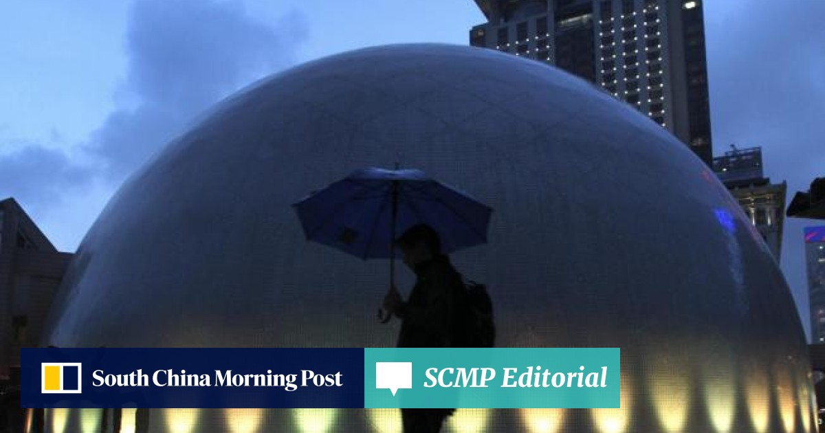 Light pollution in Hong Kong 'worst on the planet' | South