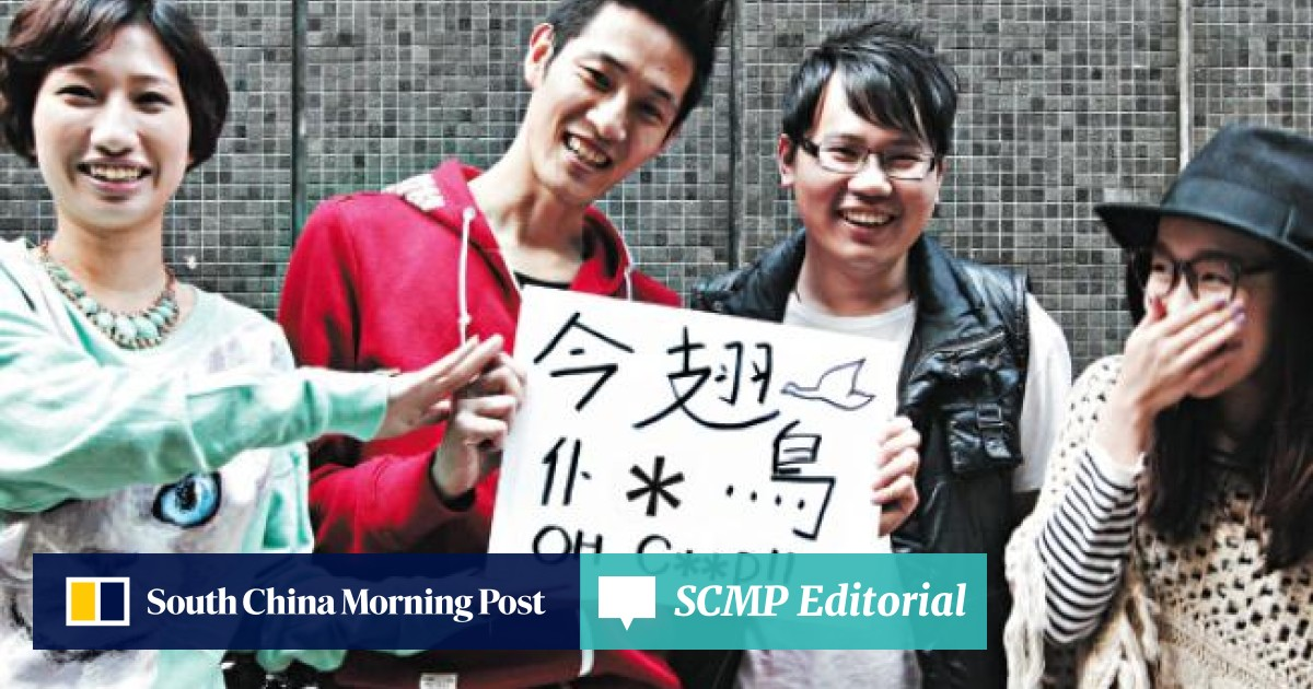 What the devil are you saying?   South China Morning Post