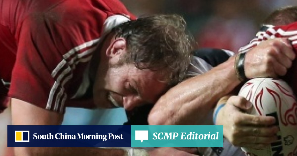 Lions too hot to handle for Barbarians in Hong Kong   South
