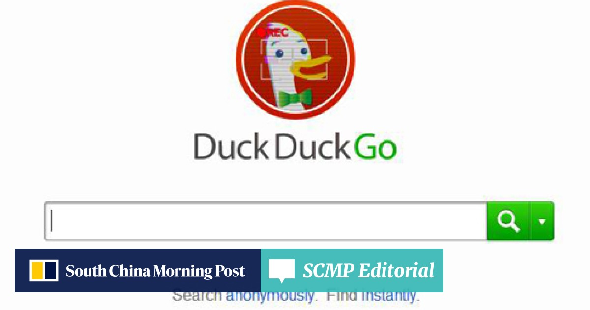 4dc1b4b4759 The anti-Google: DuckDuckGo search engine gets traffic boost after Snowden  leaks | South China Morning Post