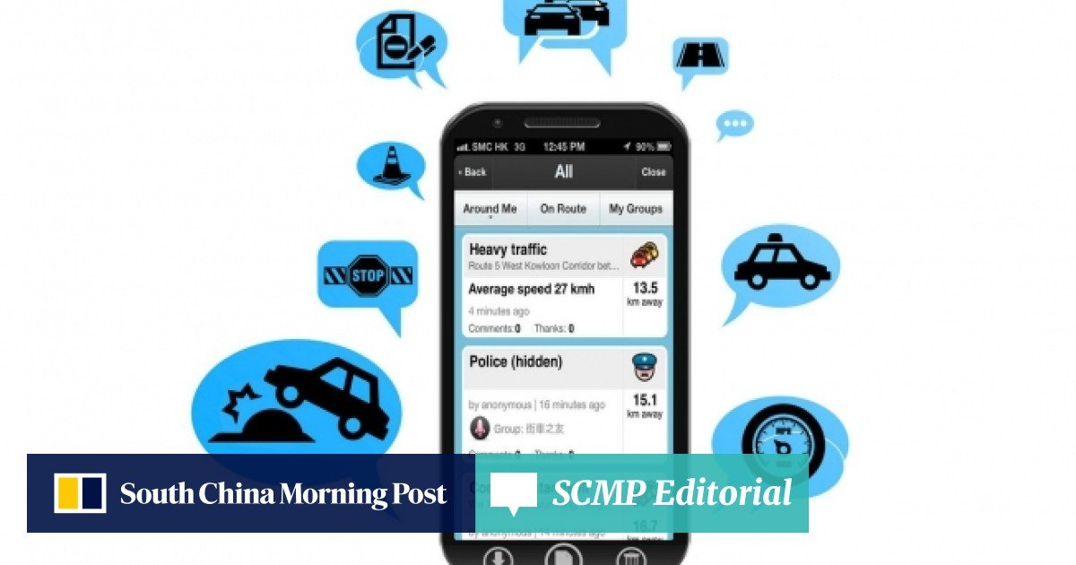 What Waze means for Google | South China Morning Post
