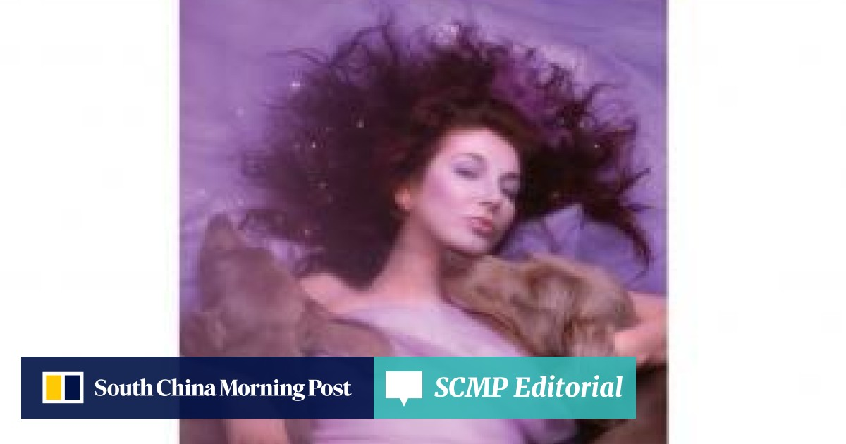 Rewind, album: 'Hounds of Love' by Kate Bush (1985) | South