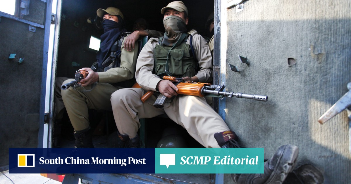 Indian army says seven rebels killed in Kashmir | South