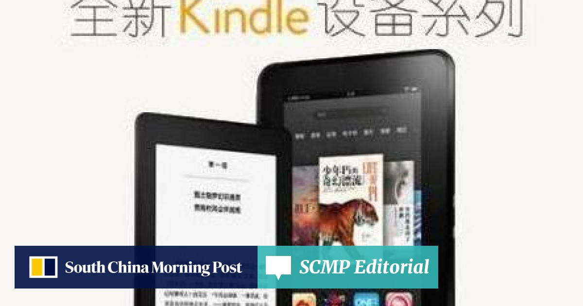China sales of Amazon's Kindle have 'exceeded expectations' | South
