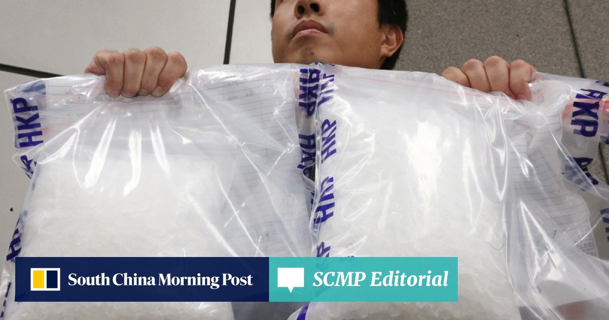 Hong Kong triads supply meth ingredients to Mexican drug cartels