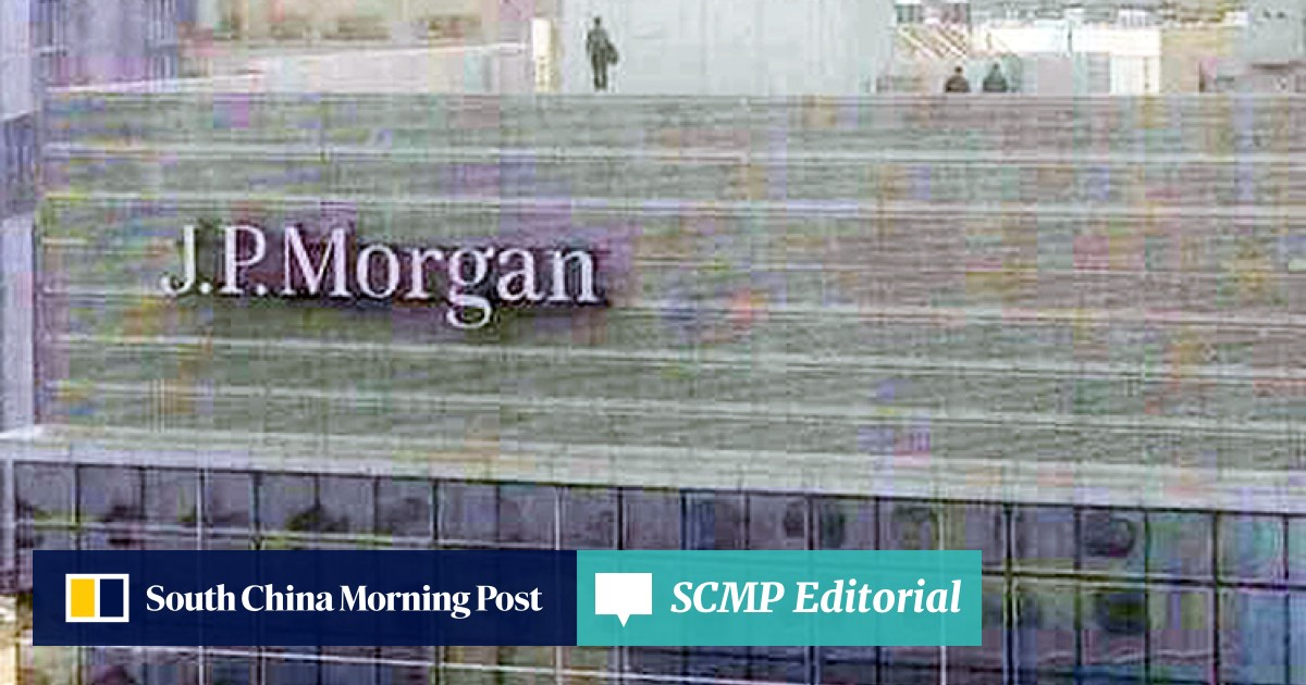 Investment banker jumps to death from JP Morgan's