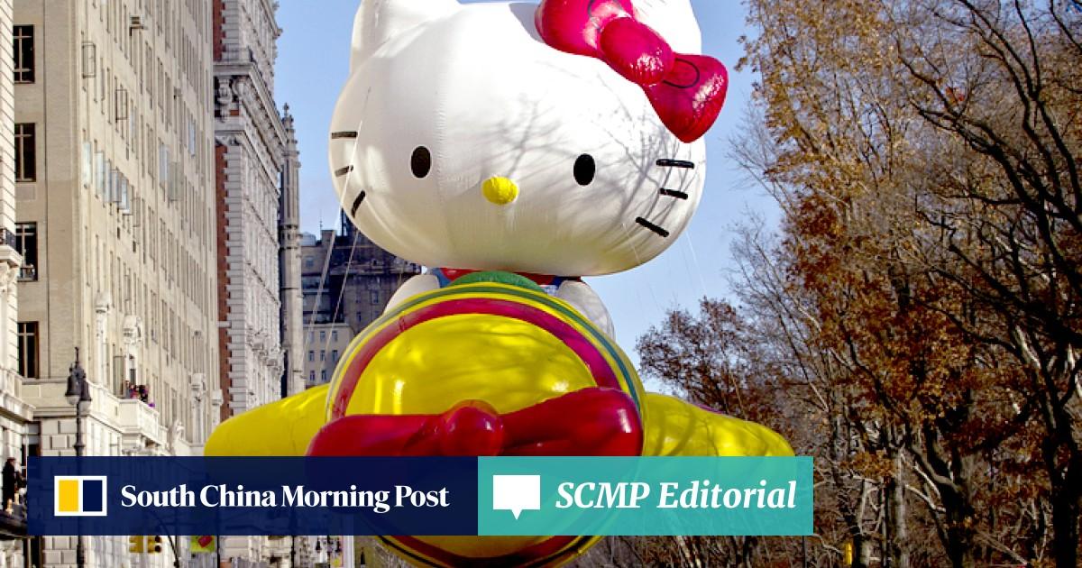 5e74c8790 Happy birthday Hello Kitty! Superstar cat celebrates 40th anniversary |  South China Morning Post