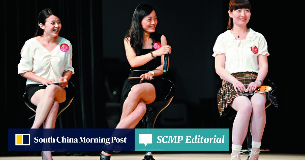 A good man is hard to find: China's 'leftover women' look