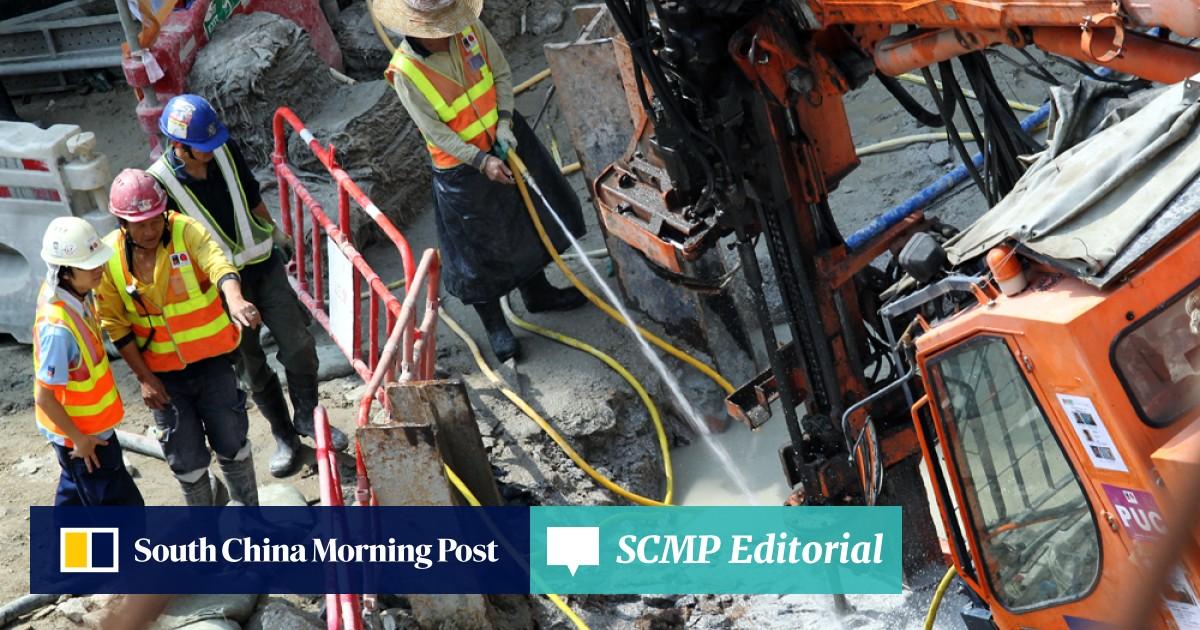 Hong Kong facing shortage of 10,000 construction workers - and MTR