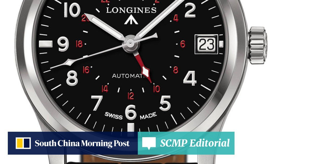 About time: The jet set | South China Morning Post
