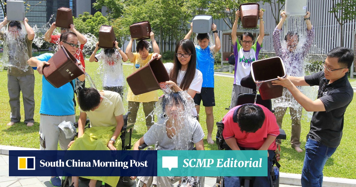 Ice Bucket Challenge risky for health of some people, Hong