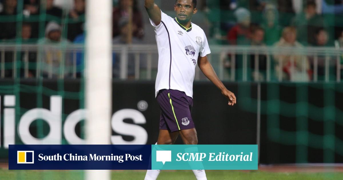 Europa League round-up: Samuel Eto'o gives Everton win in