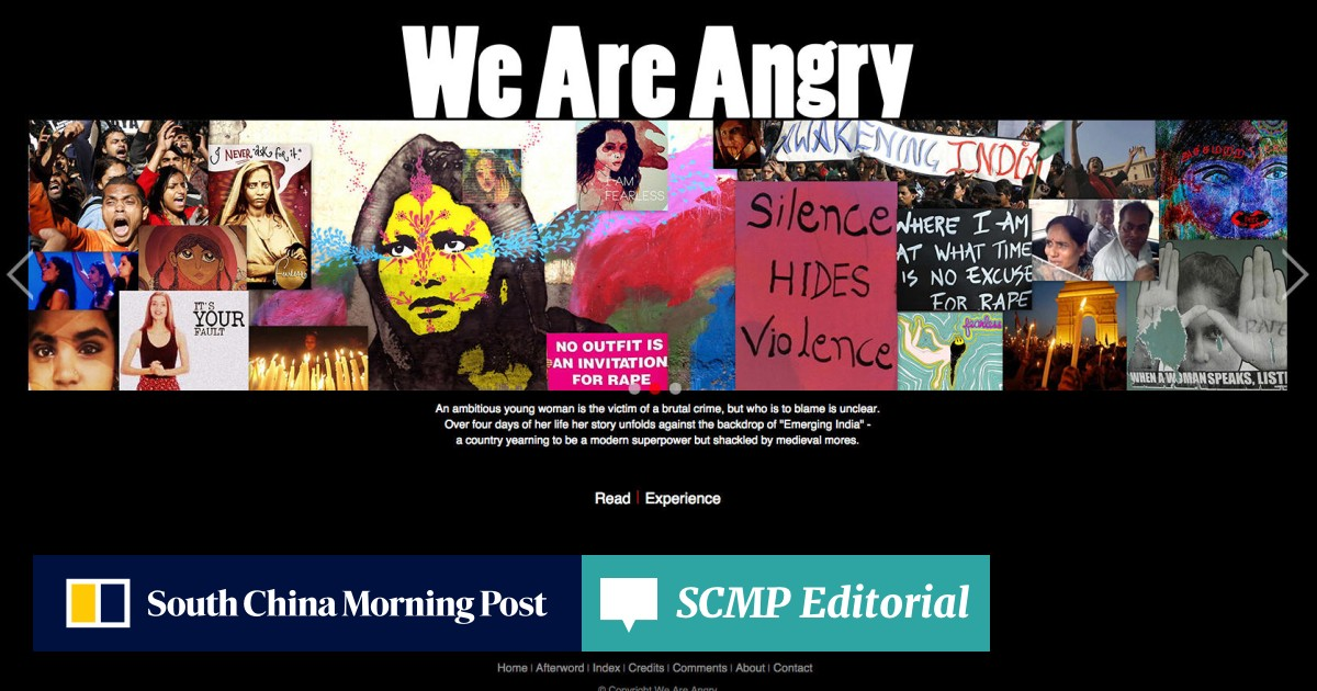 Digital story' takes reader to heart of rape victim's ordeal | South