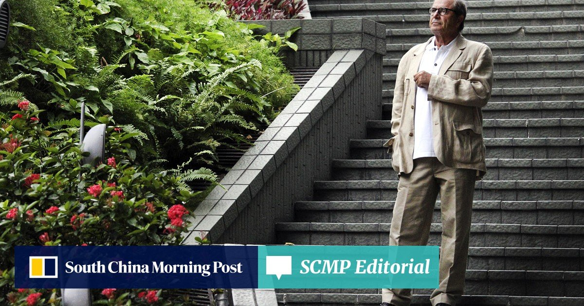 I feel lost in Hong Kong': why travel writer Paul Theroux