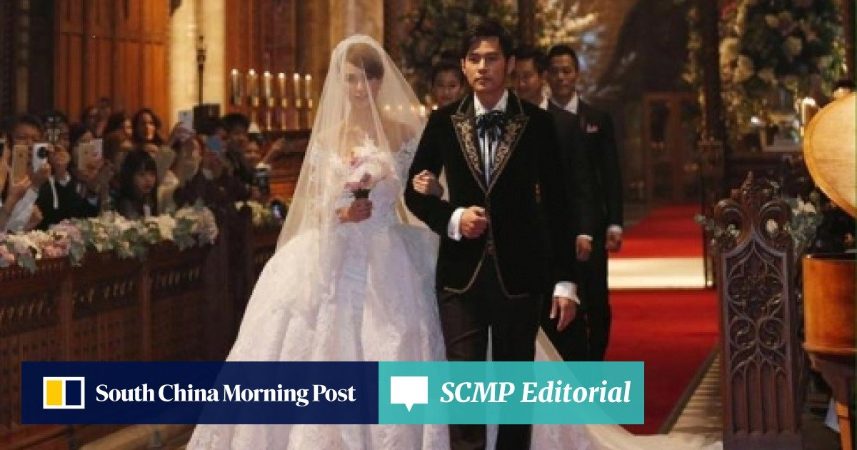 Jay Chou releases video of his fairytale wedding to Hannah Quinlivan