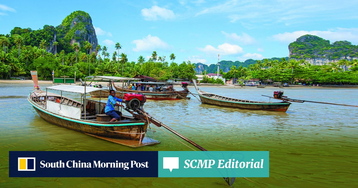 How long-tail boats keep southern Thailand afloat   South