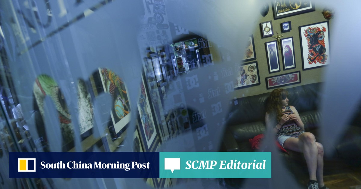 993f3439e2070 Inking outside the box: how Hong Kong tattoo parlours are doing things  differently | South China Morning Post