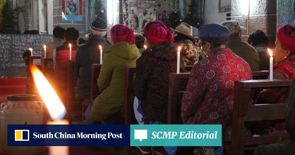 Easter in China: rebirth in a Tibetan Catholic village | South China