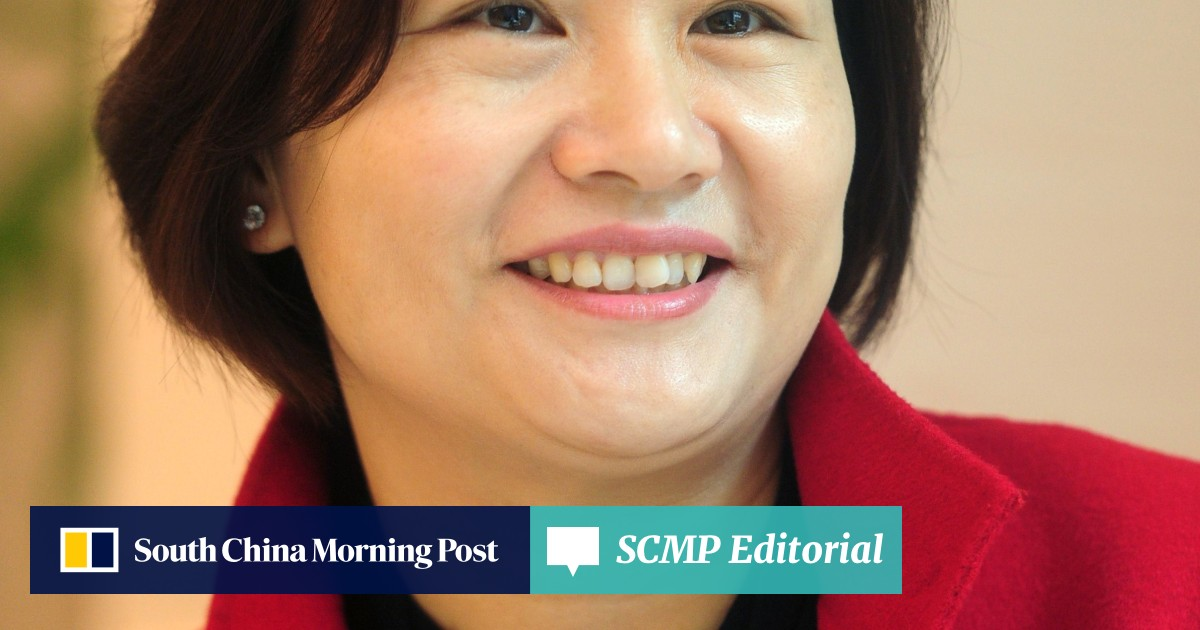 Zhou Qunfei: from lowly factory worker to China's richest woman