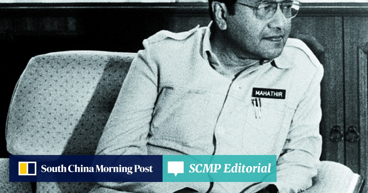 Why Mahathir Mohamad can't keep out of Malaysian politics
