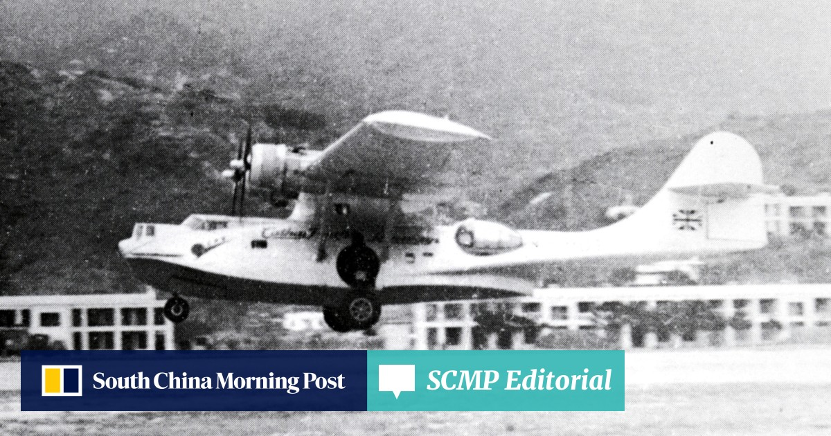 Flight of no return: How a Cathay Pacific plane became the first