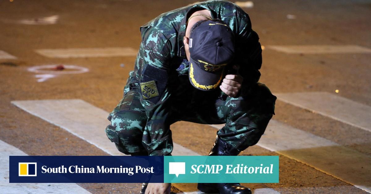 Is Beijing bullying Thai police? Bangkok blast investigation
