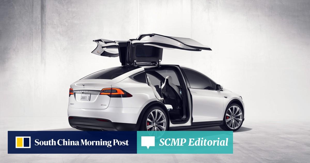 Google co-founder Sergey Brin gets Tesla's 4th Model X, CEO