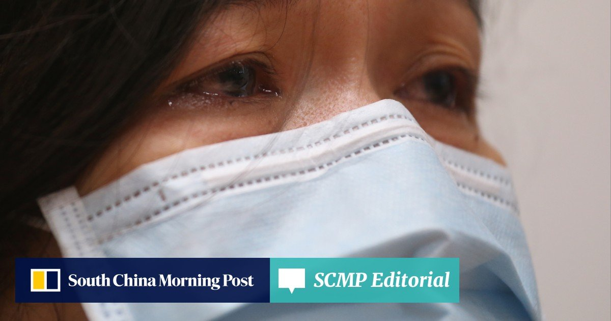Dying Hong Kong girl, 19, 'too weak' for double lung transplant as