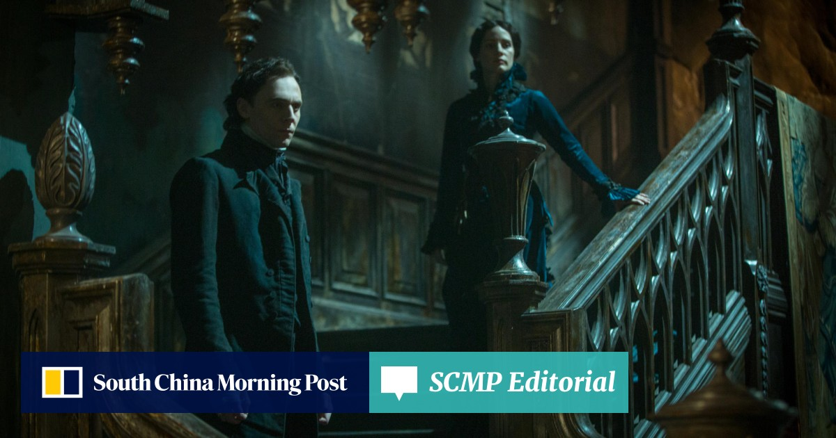 Guillermo del Toro's Crimson Peak is horror with a painterly look