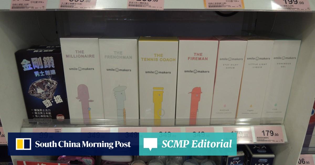 All smiles in Hong Kong: vibrators hit the shelves at Watsons