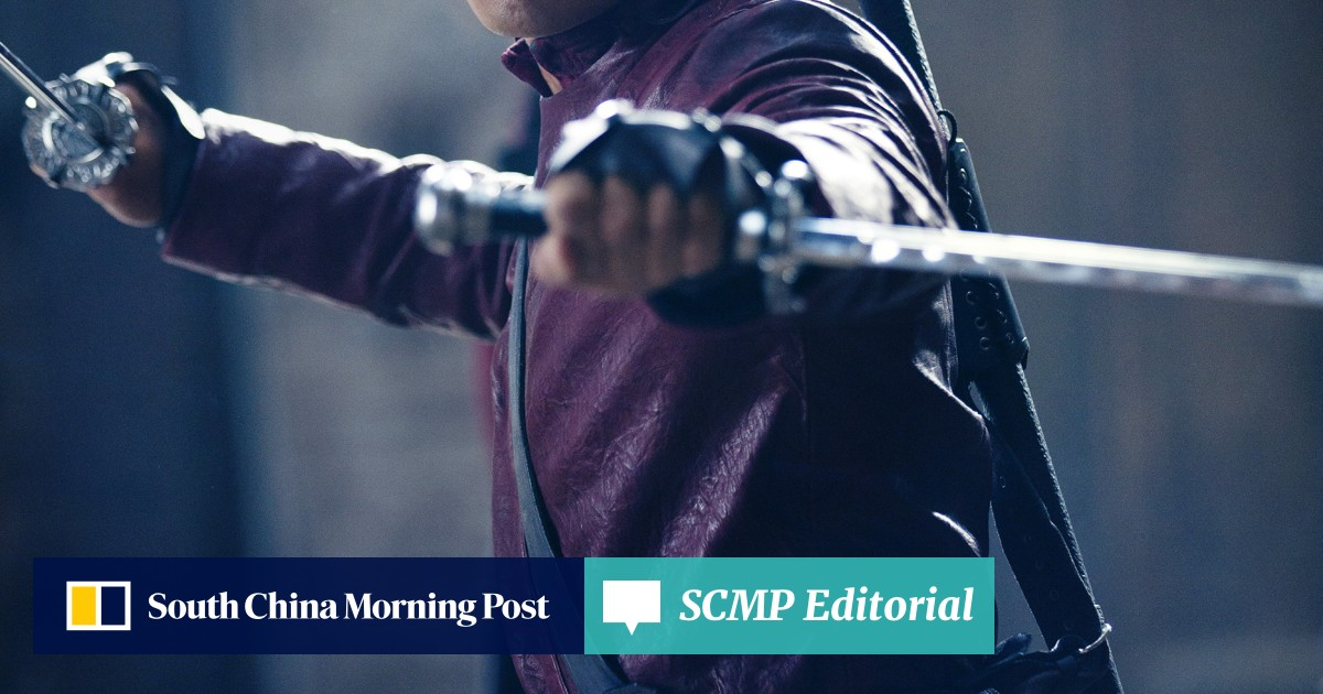 Into the Badlands' Daniel Wu on playing the lead on American