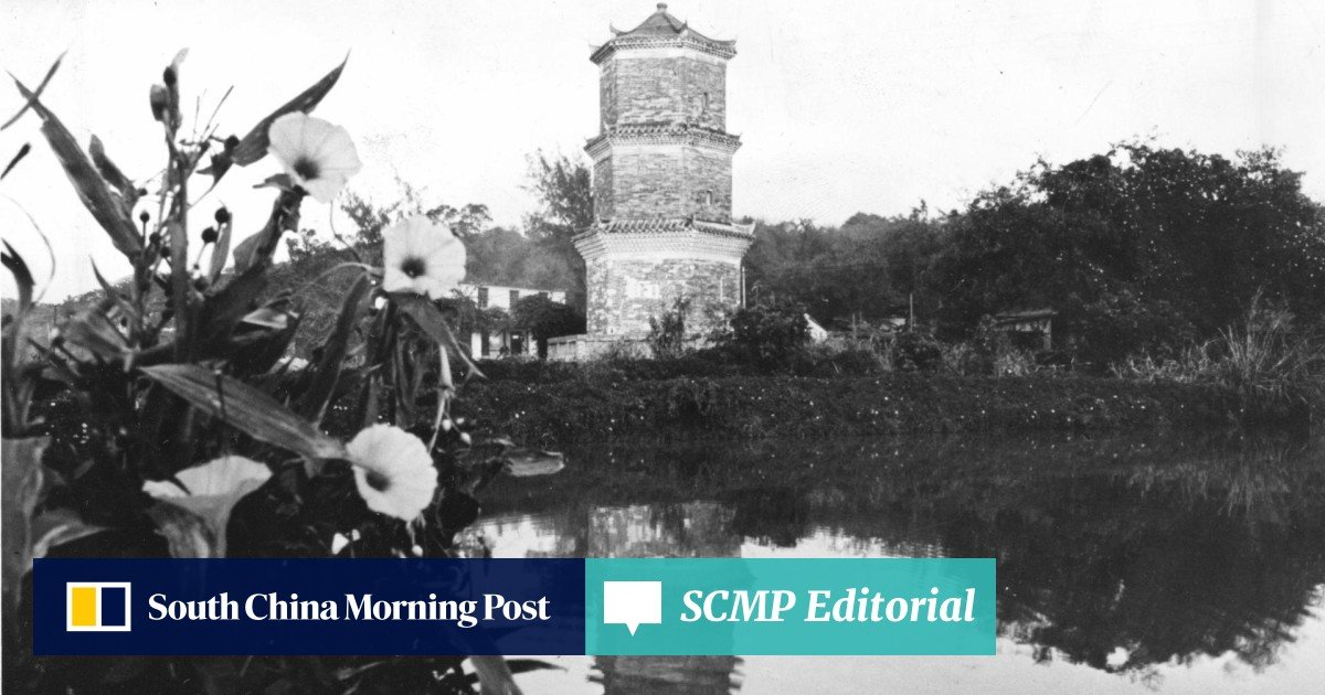 Gone, or swamped by development: Hong Kong's pagodas | South China
