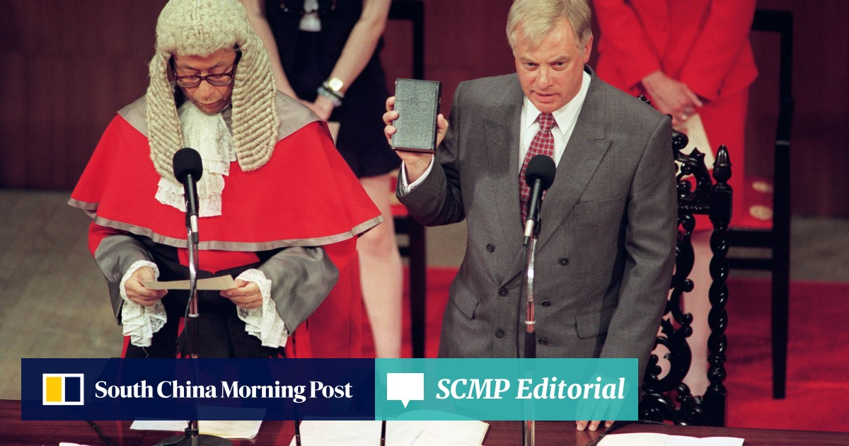 Familiar Patten | South China Morning Post