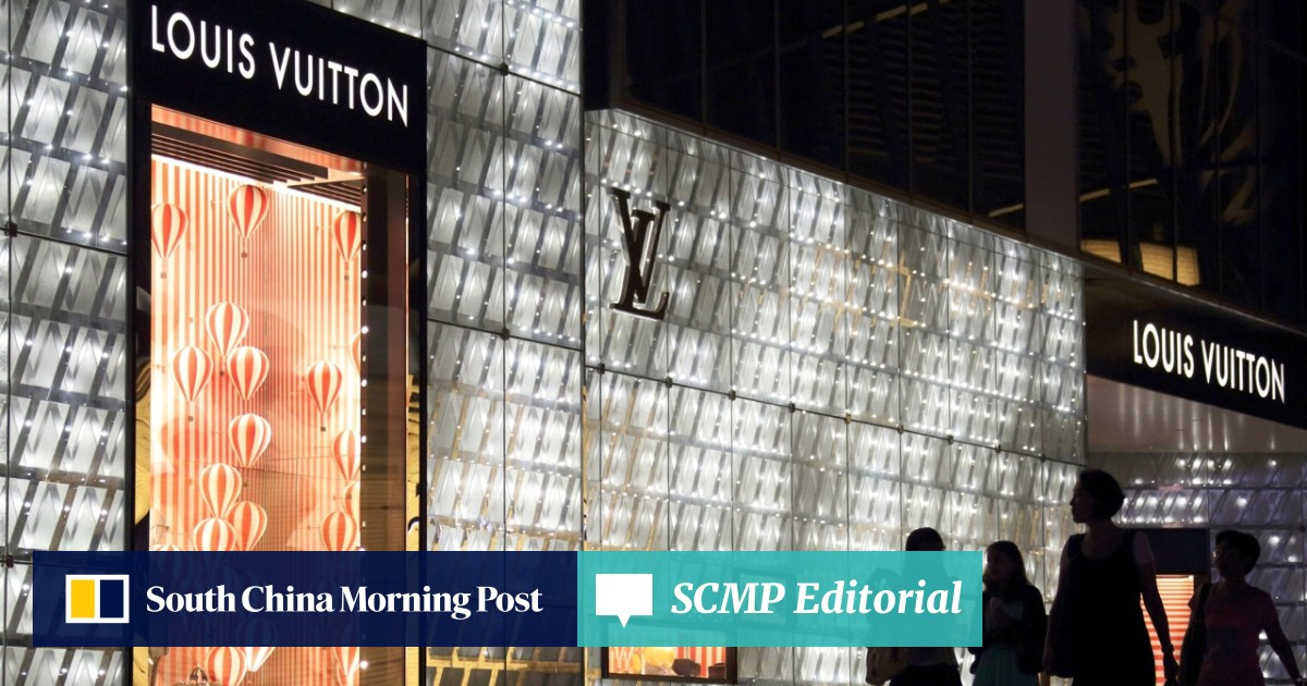 72a16de2a0b Just why are Louis Vuitton and other high-end retailers abandoning ...