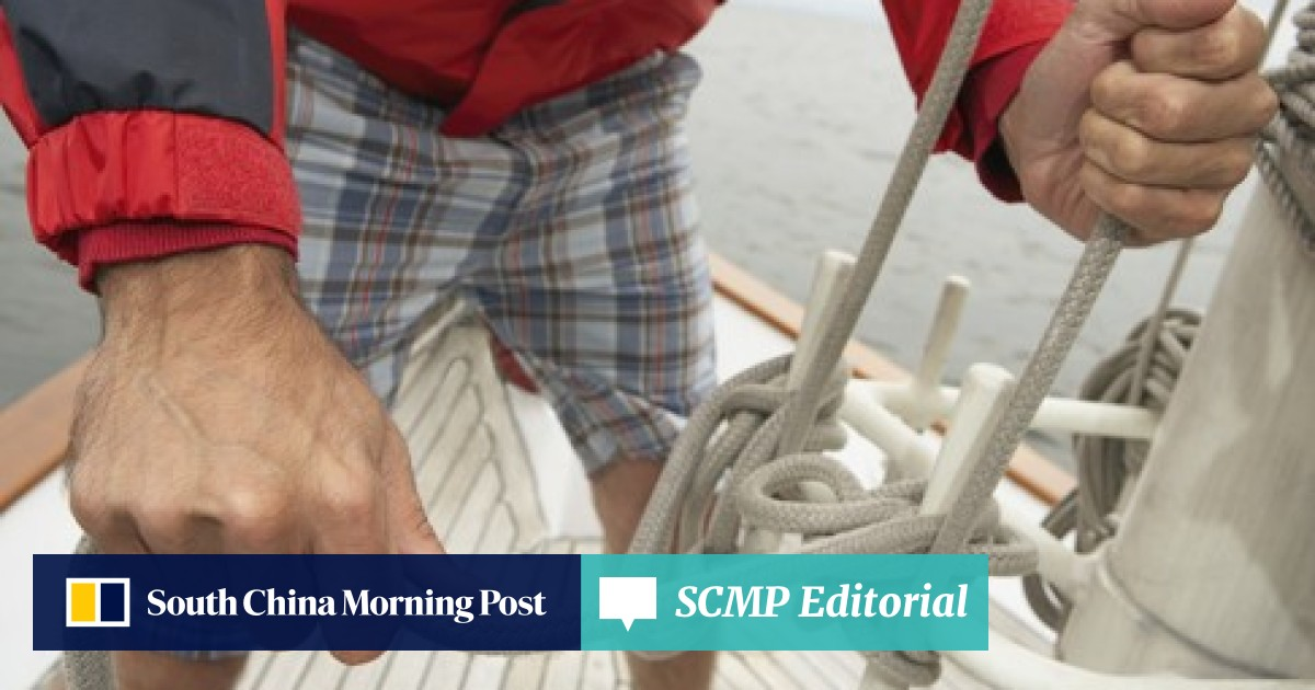 Five ways to get launched with sailing in Hong Kong | South