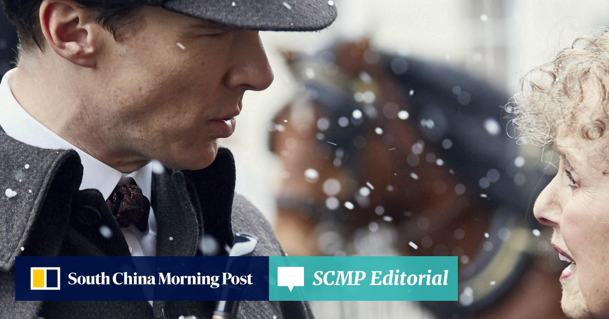 2114bdcb1cf0c Film review - Sherlock: The Abominable Bride dazzling, frustrating | South  China Morning Post
