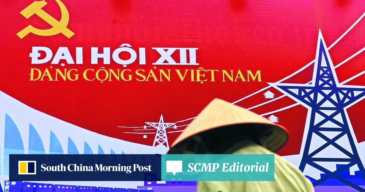 Vietnam's communist party meets to elect new leadership