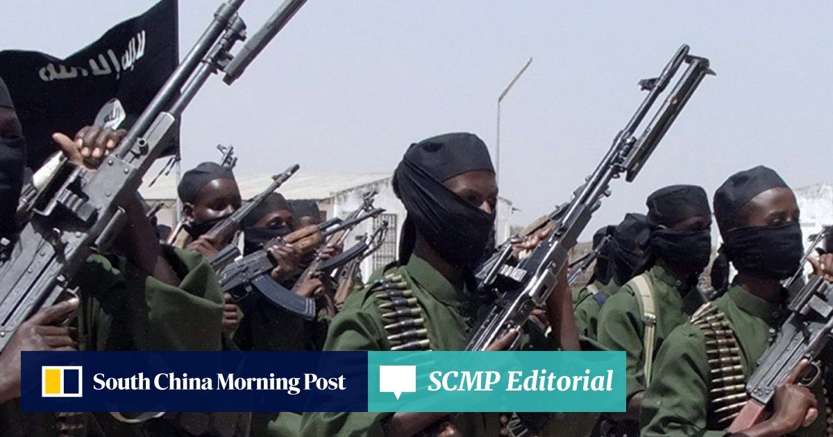 Al-Shabab claims to have killed 63 'Christian soldiers from Kenya