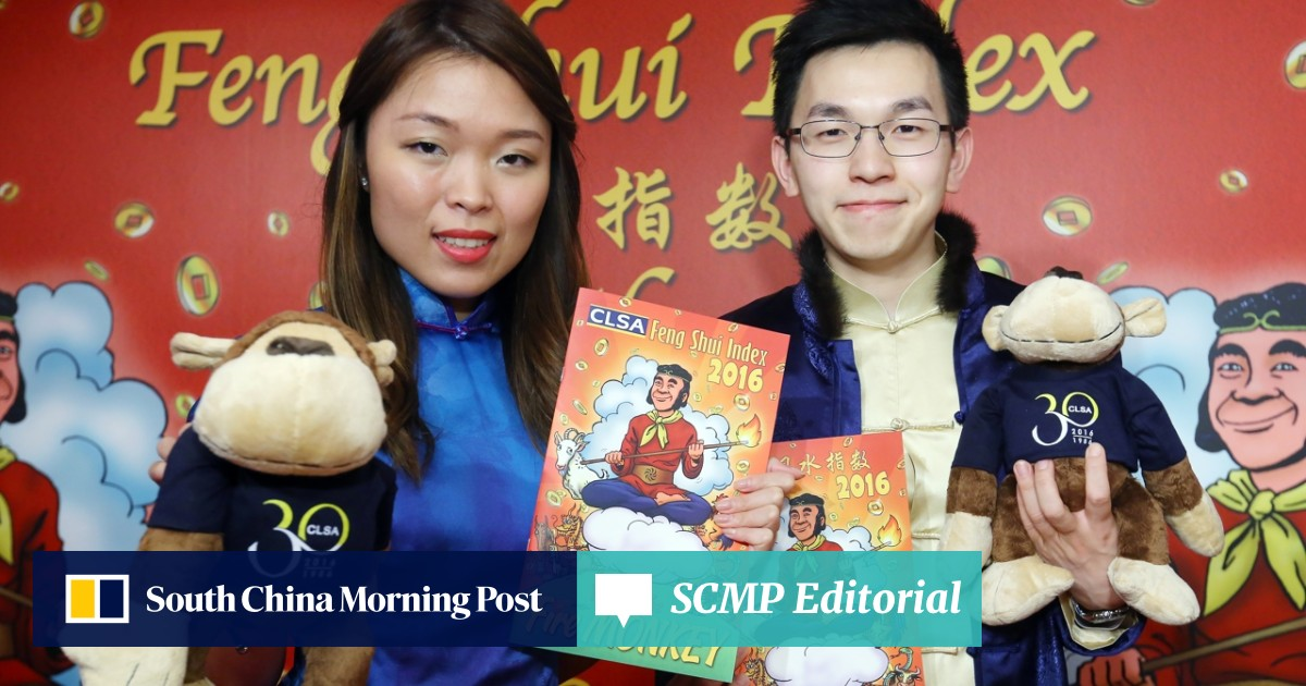 Year of the Monkey means mischief is afoot     for Hong Kong's stock