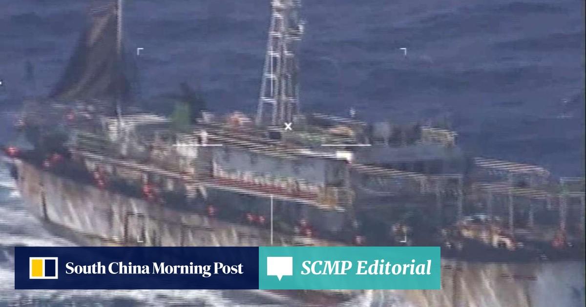 Beijing demands answers after Argentina's coast guard sinks